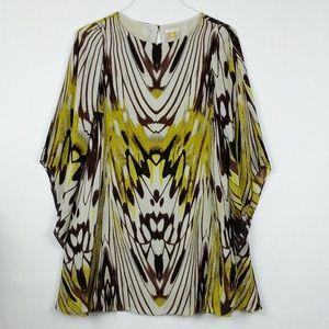 Anthropologie Leifsdottir Silk Sarita Swing Dress